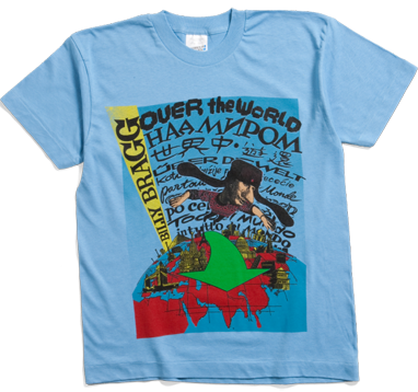 Billy Bragg World Tour T-Shirt